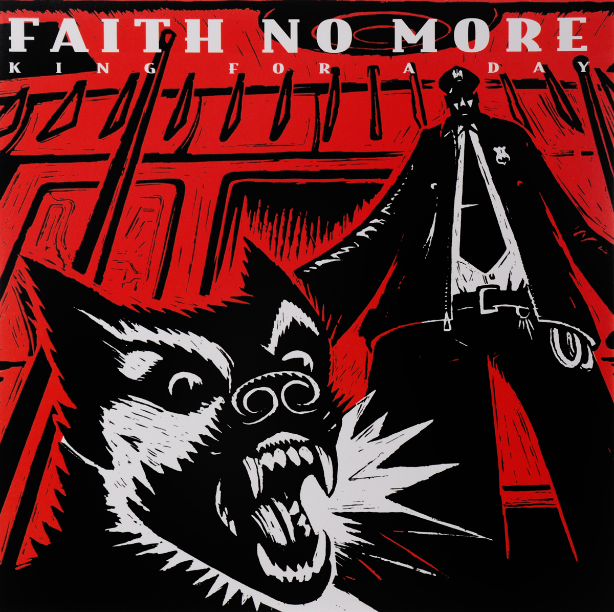 Faith No More Faith No More. King For A Day. Fool For A Lifetime (2 LP) цена