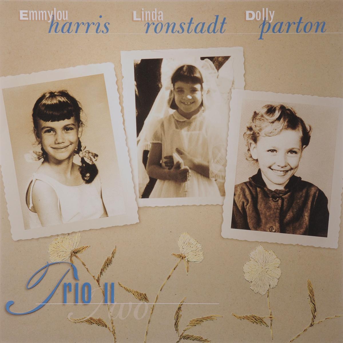 Эммилу Харрис,Линда Ронстадт,Долли Партон Emmylou Harris, Linda Ronstadt, Dolly Parton. Trio II (LP) долли партон линда ронстадт эммилу харрис dolly parton linda ronstadt emmylou harris trio