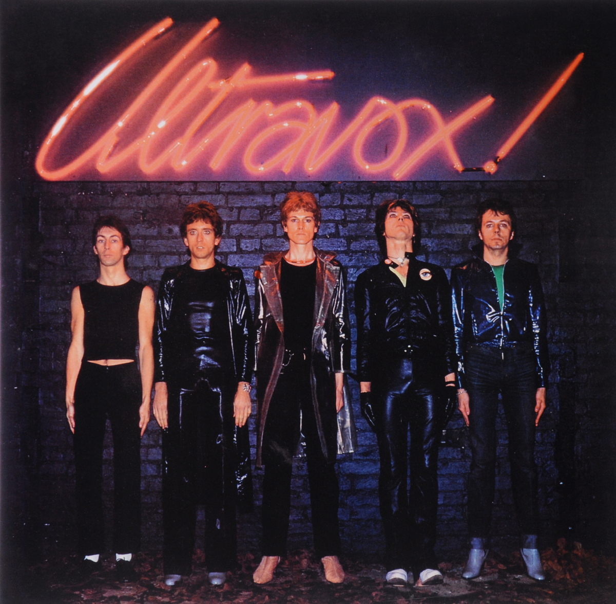 Ultravox Ultravox. Ultravox! (LP) ultravox ultravox systems of romance