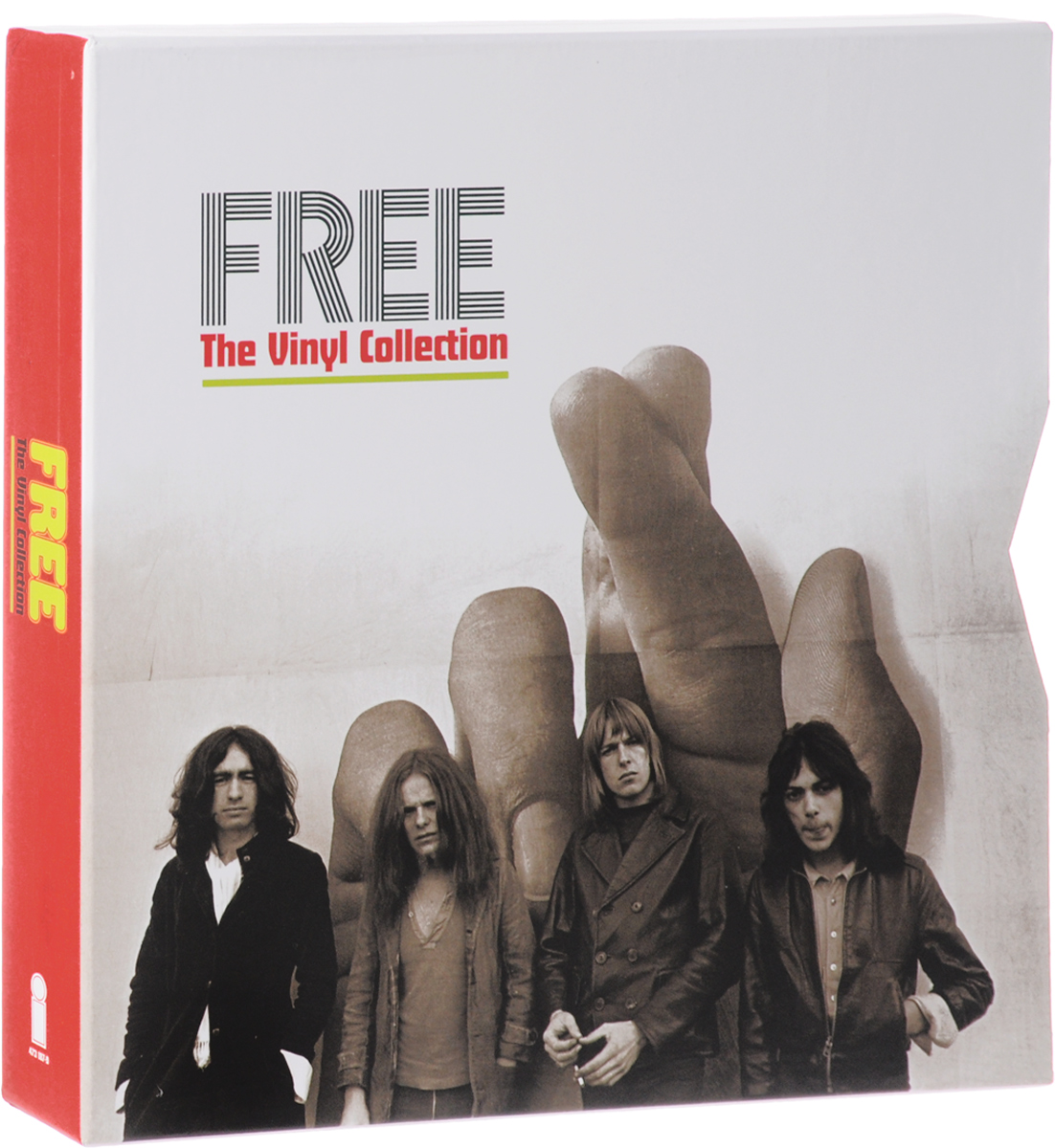 Free Free. The Vinyl Collection (7 LP)