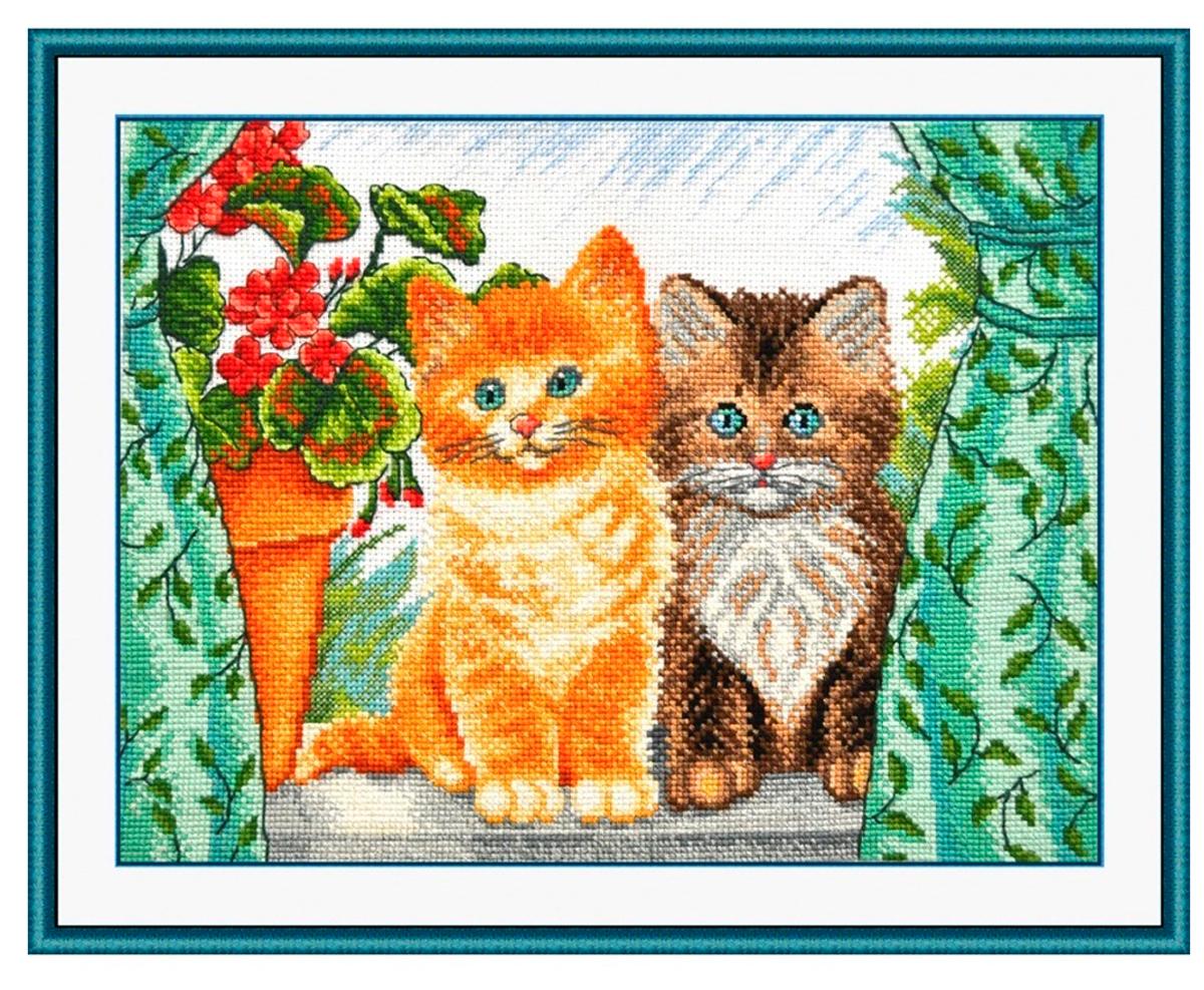 Набор для вышивания крестиком картинки, открытки поздравления юбилеем