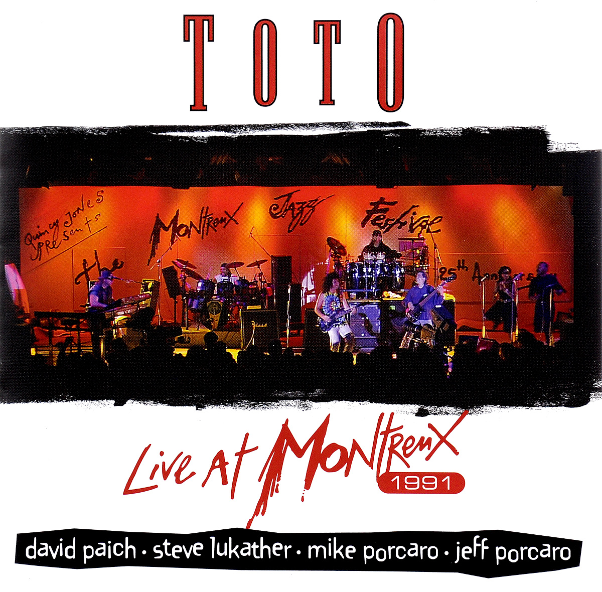 Toto Toto. Live At Montreux 1991 цена
