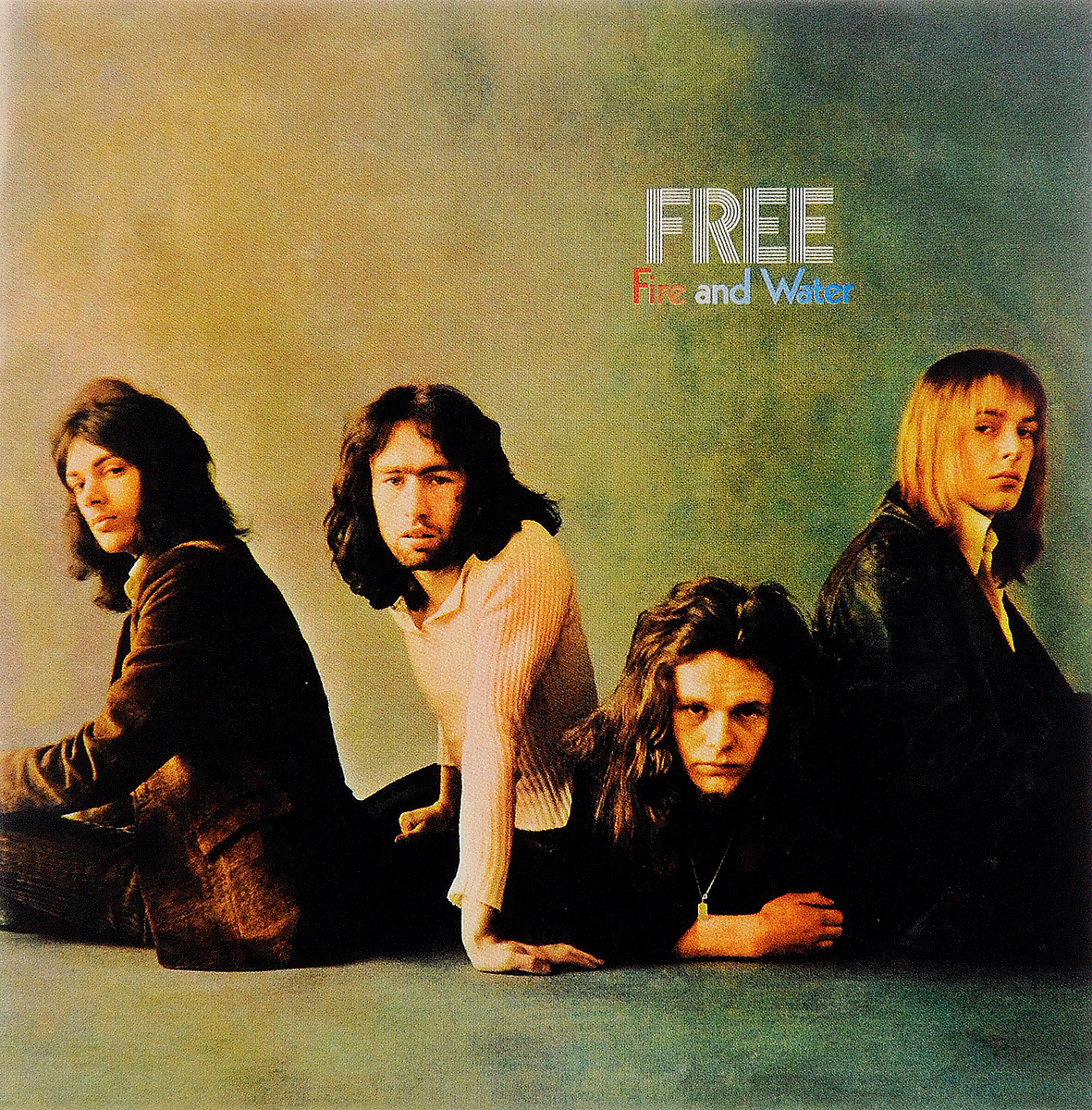 Free Free. Fire And Water free free fire and water lp