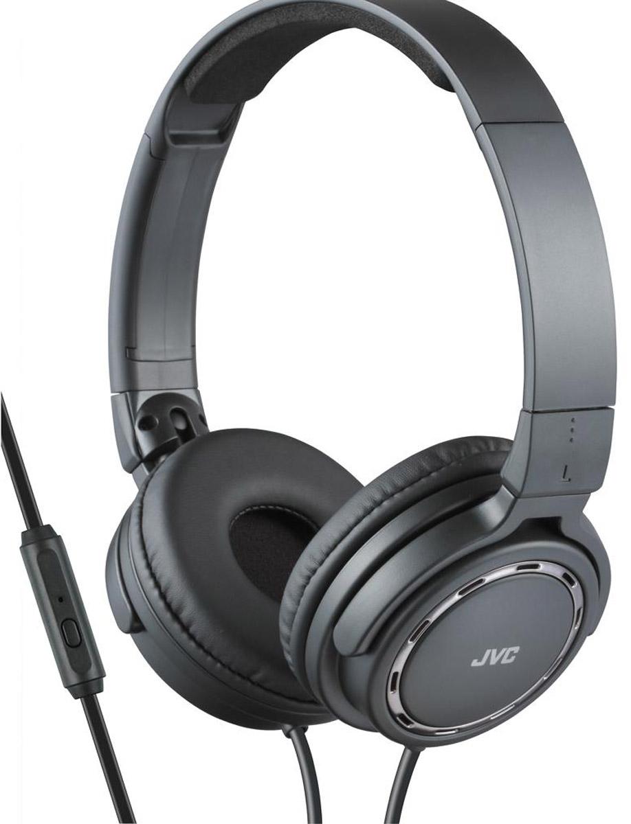 JVC HA-SR525-B, Black наушники цена и фото