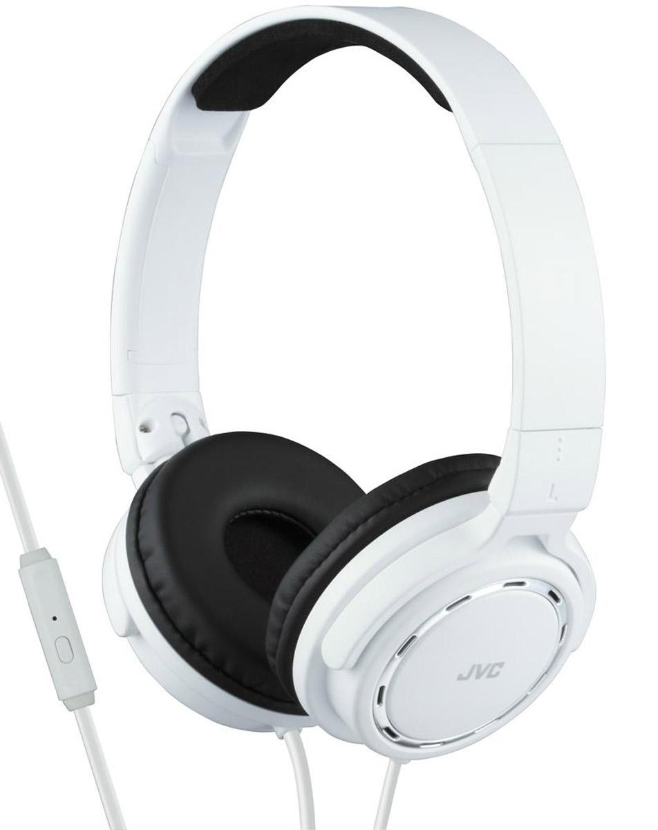JVC HA-SR525-W, White наушники цена и фото
