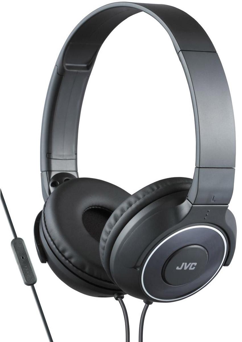 JVC HA-SR225-B, Black наушники цена и фото