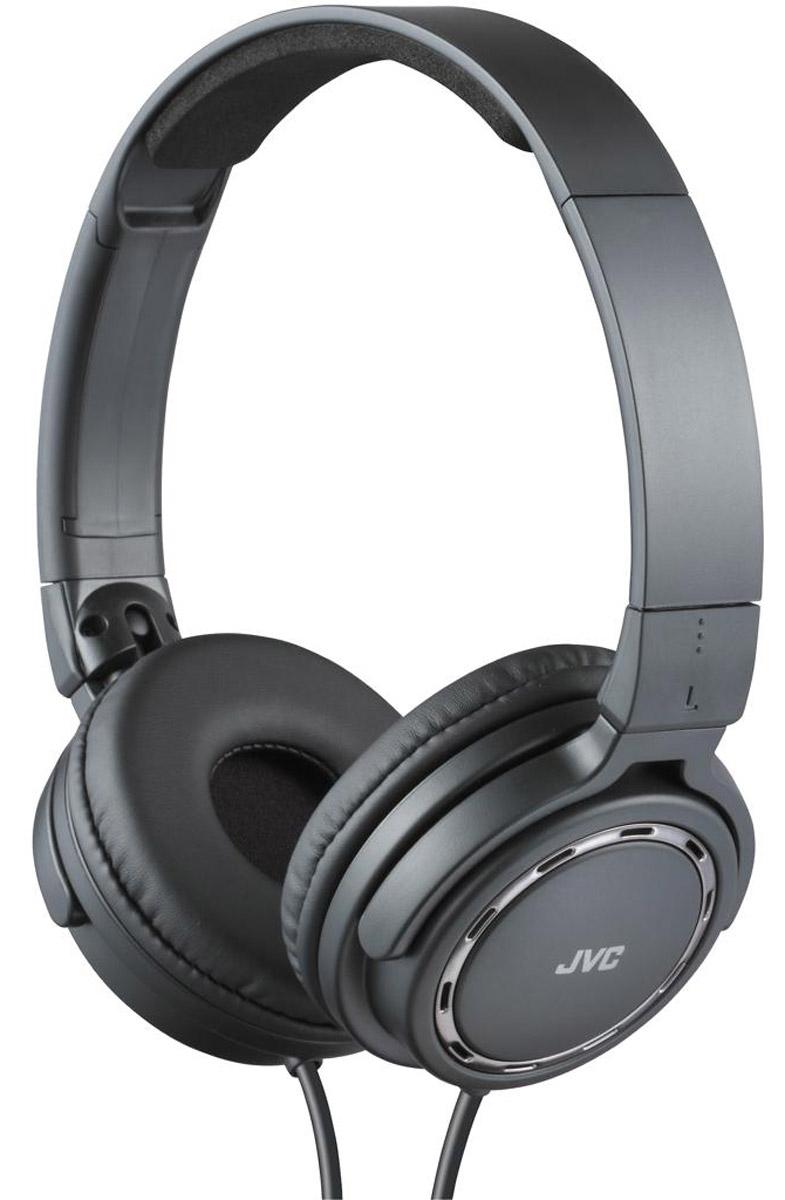JVC HA-S520-B, Black наушники цена и фото