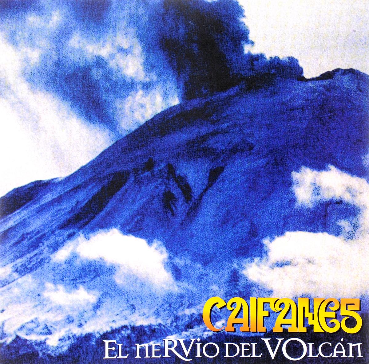 цены на Caifanes Caifanes. El Nervio Del Volcan (LP)  в интернет-магазинах