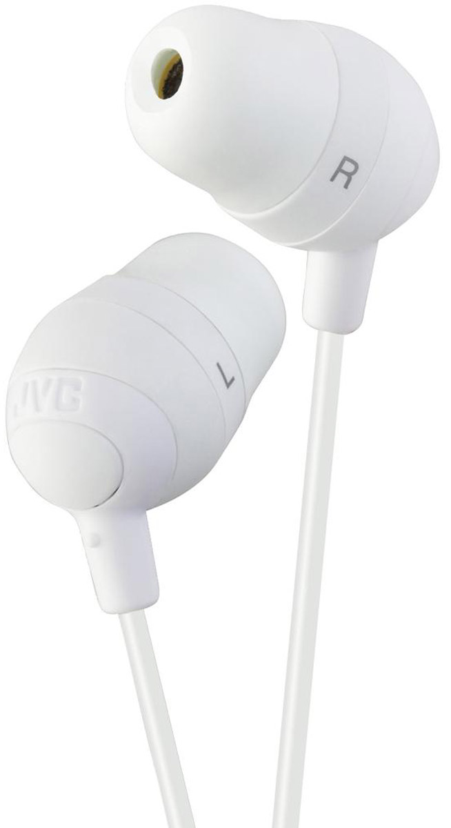 JVC Marshmallow HA-FX32-W, White наушники цена