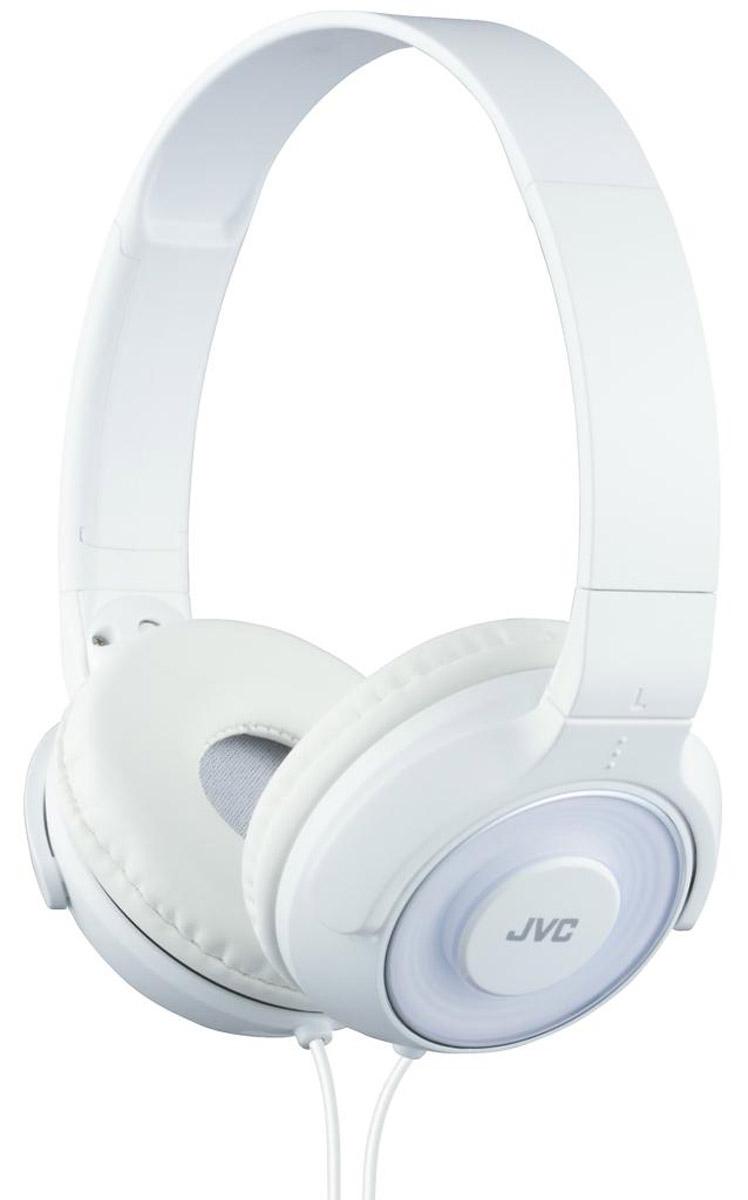 JVC HA-S220-W, White наушники цена