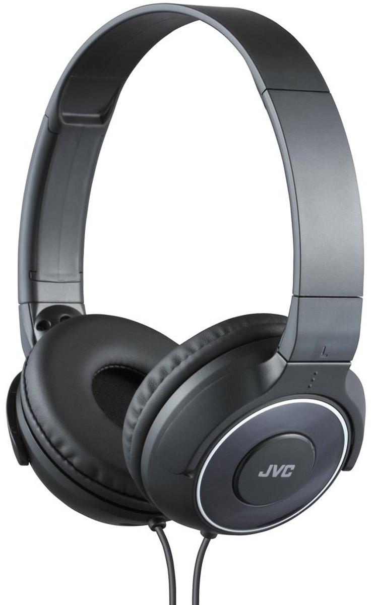 JVC HA-S220-В, Black наушники jvc ha fx1x black