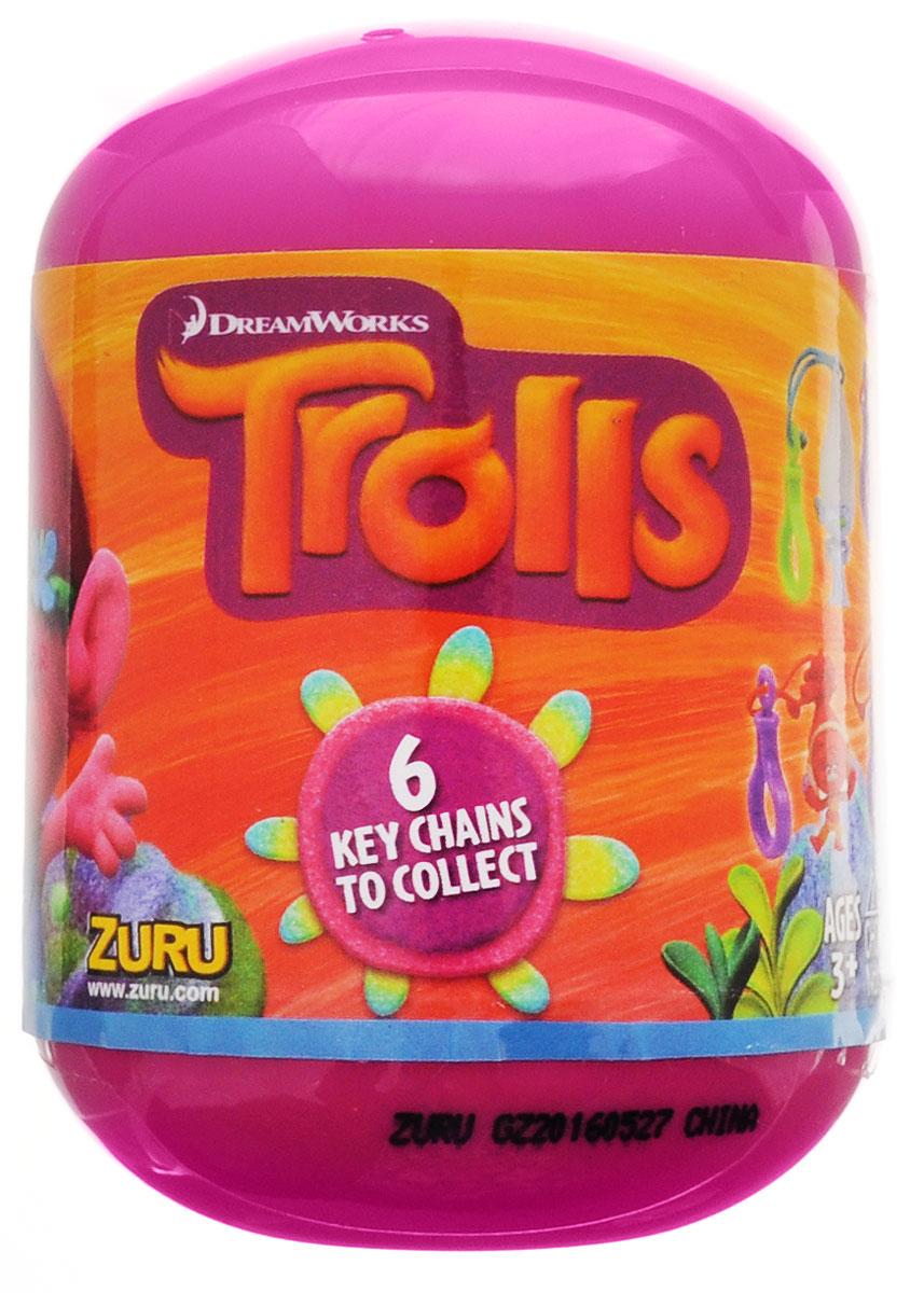 Zuru Фигурка-брелок Тролль trolls фигурка тролль dj suki