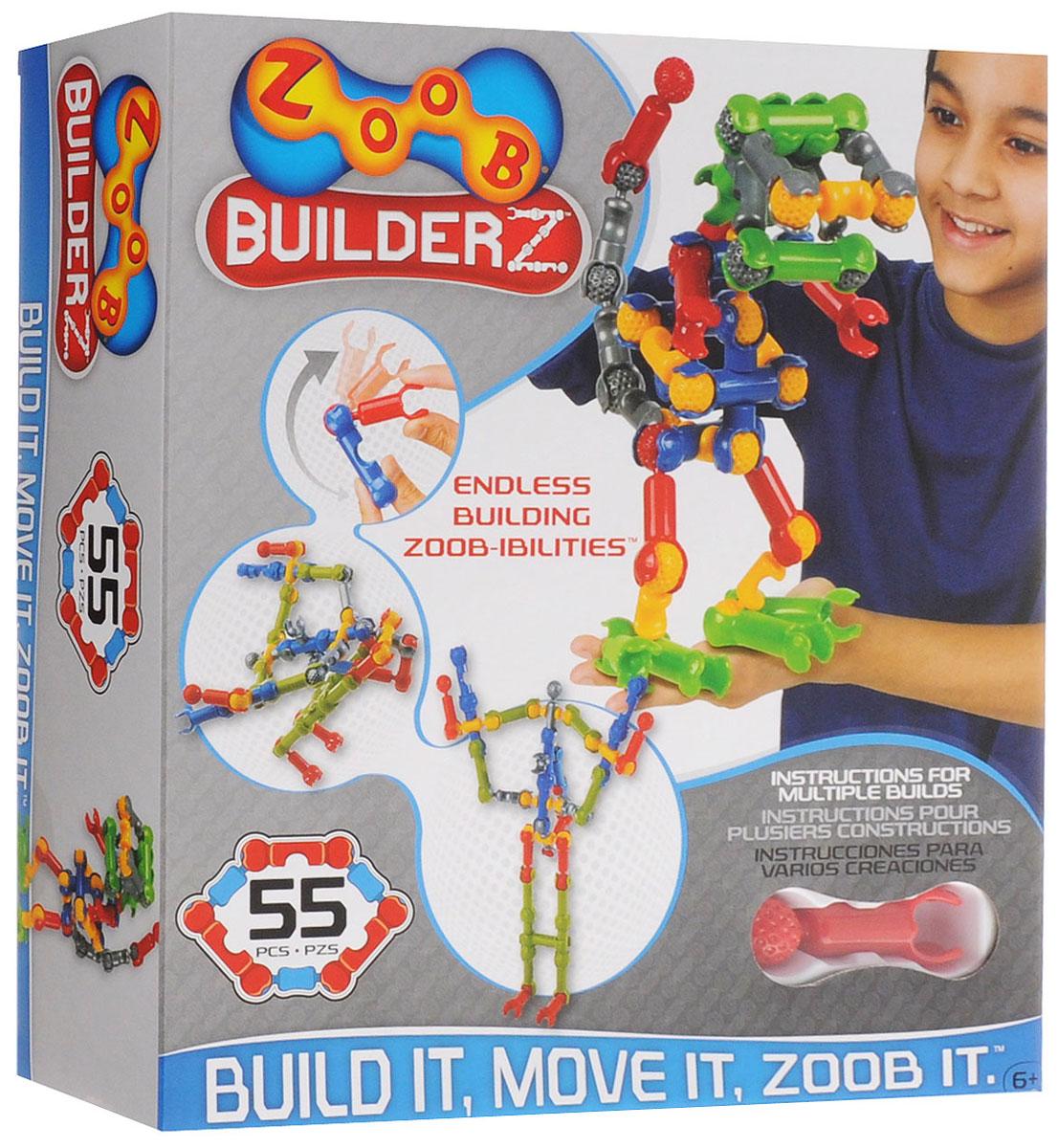 Zoob Конструктор 11055 игрушка zoob 500 11500