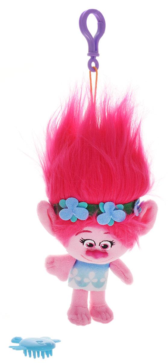 Zuru Брелок Тролль Poppy trolls фигурка тролль poppy
