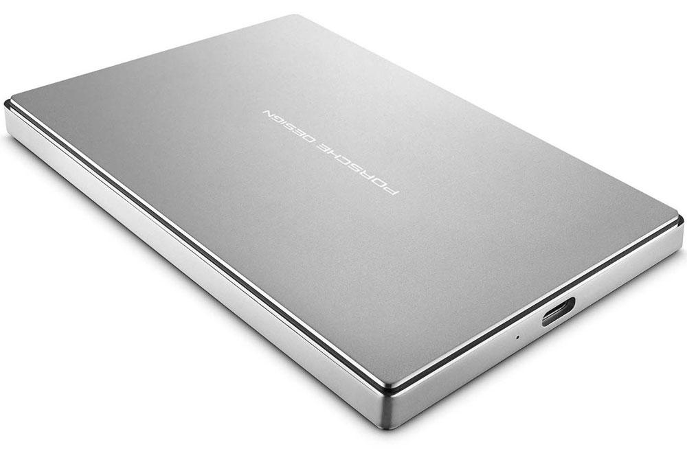 LaCie Porsche Design Mobile Drive 1TB внешний жесткий диск (STFD1000400)