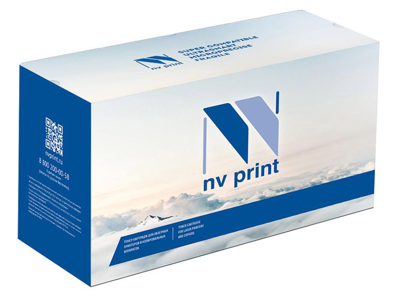 Картридж NV Print 106R01159, черный, для лазерного принтера