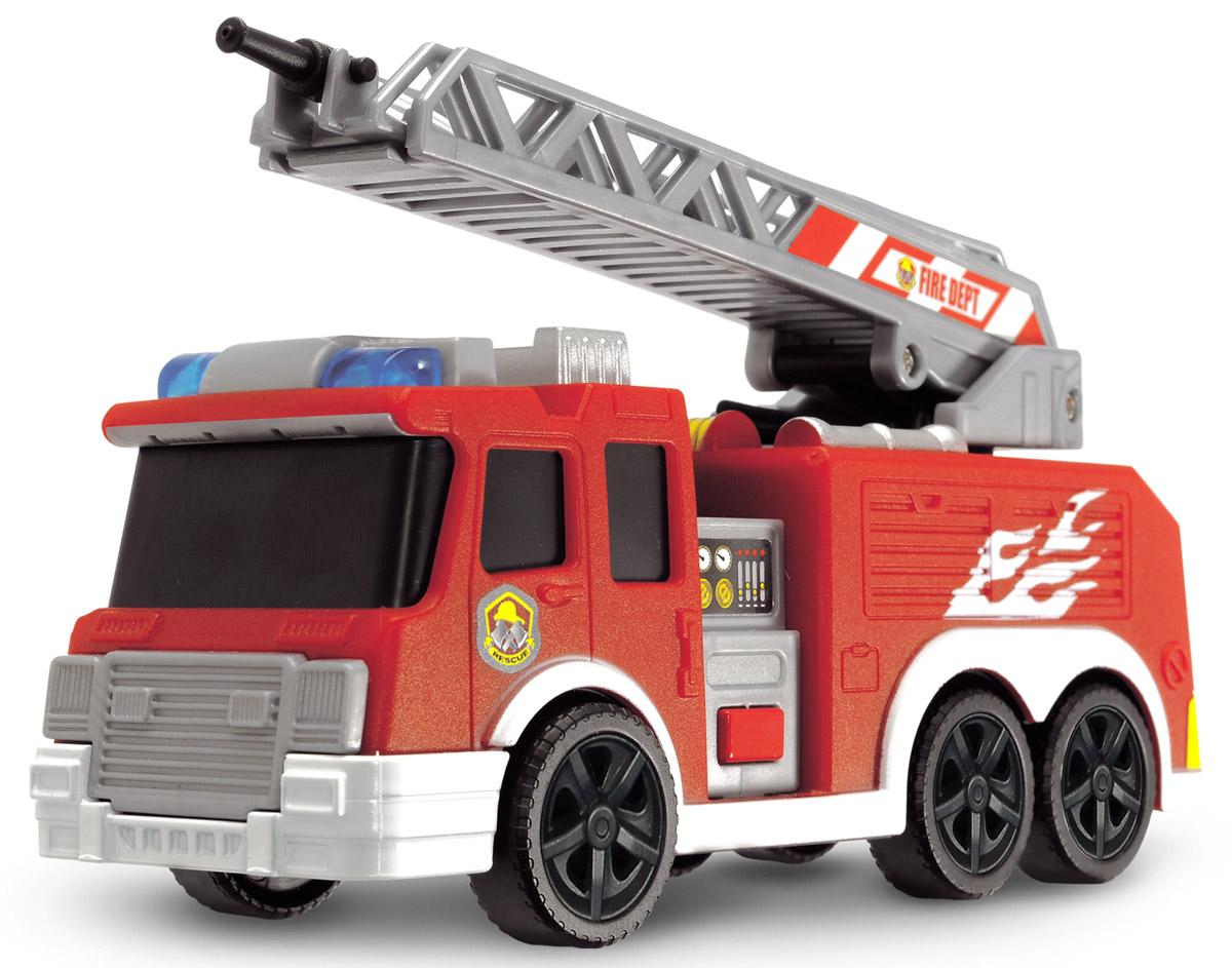 Dickie Toys Пожарная машина с водометом машины dickie машина mater