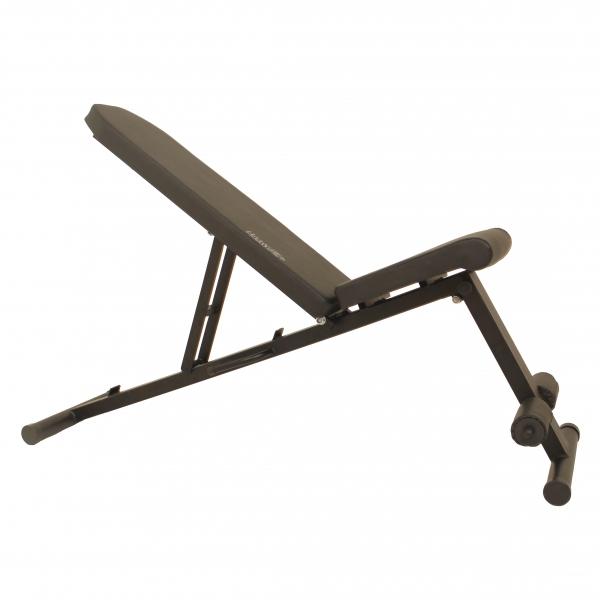 Складная скамья для пресса и жима Domsen DS22 цена
