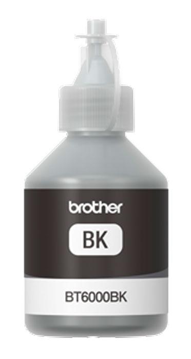 Brother BT-6000BK, Black чернила для DCP-T300/DCP-T500W/DCP-T700W цена
