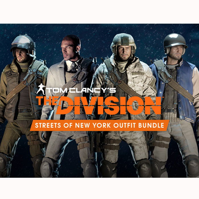 Tom Clancy's The Division. Streets of New York Outfit Bundle