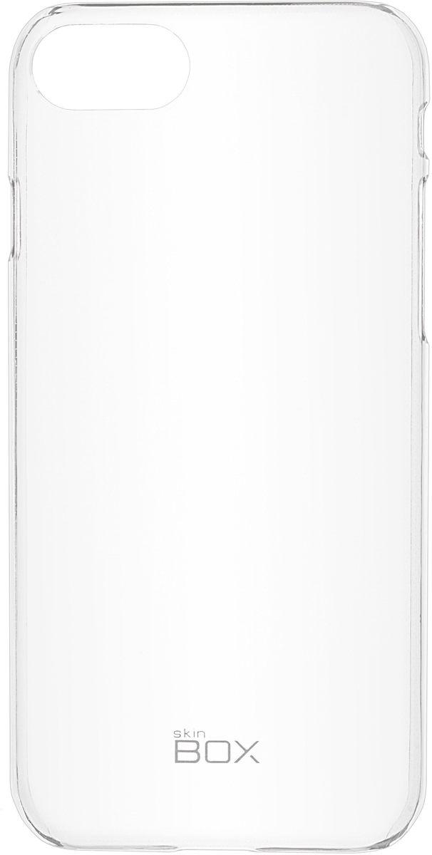 Skinbox Crystal 4People чехол для Apple iPhone 7/8, Transparent цена и фото