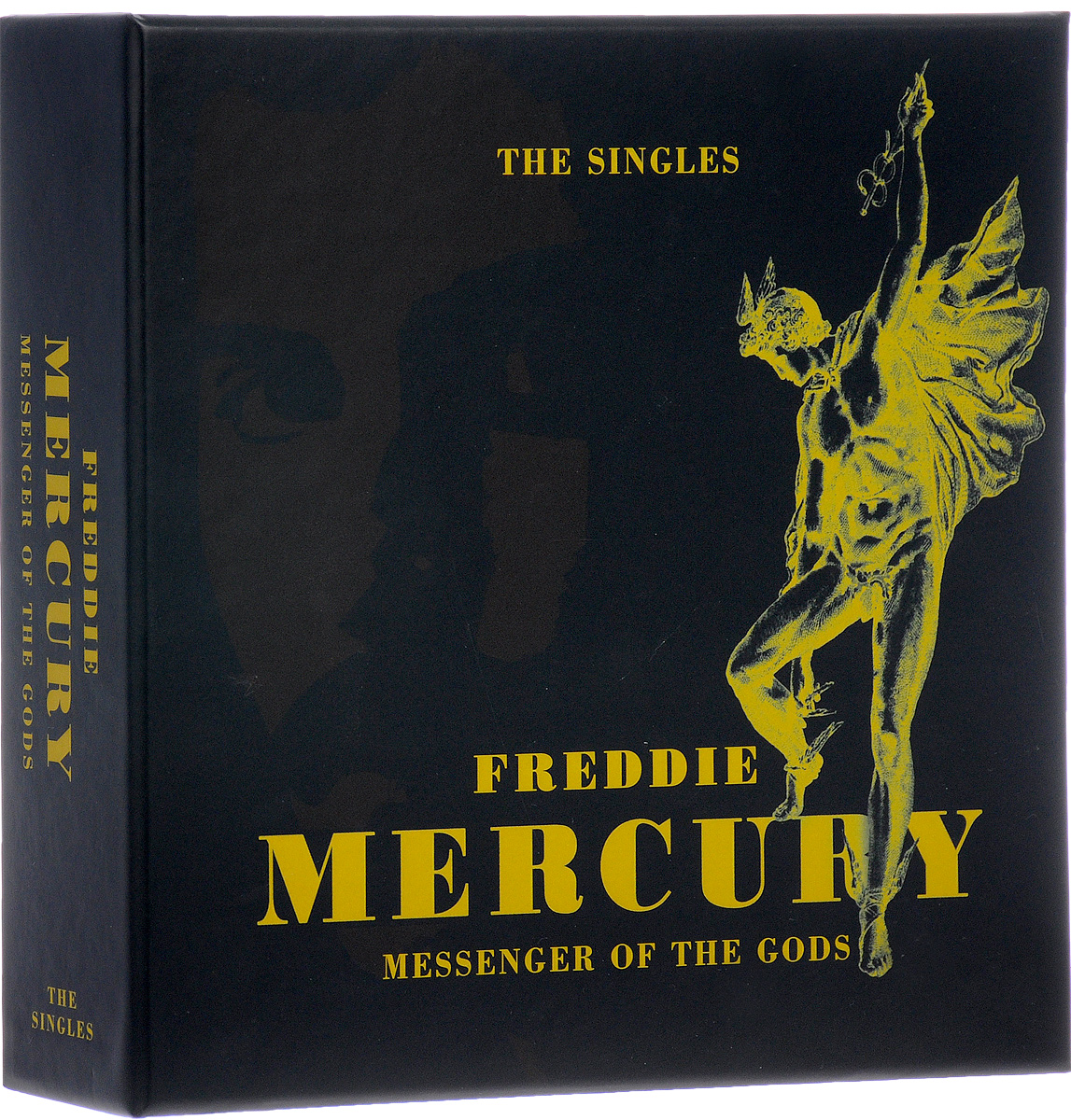 Larry Lurex,Фредди Меркьюри,Монтсеррат Кабалье Freddie Mercury. Messenger Of The Gods. The Singles (13 LP) adiors side parting long colormix side braid synthetic wig