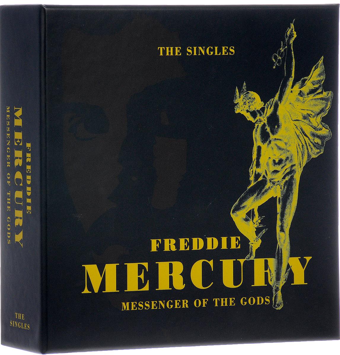 Larry Lurex,Фредди Меркьюри,Монтсеррат Кабалье Freddie Mercury. Messenger Of The Gods. The Singles (13 LP)