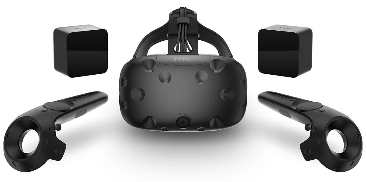 HTC Vive шлем виртуальной реальности очки виртуальной реальности htc vive pro full kit черный синий [99hanw006 00]
