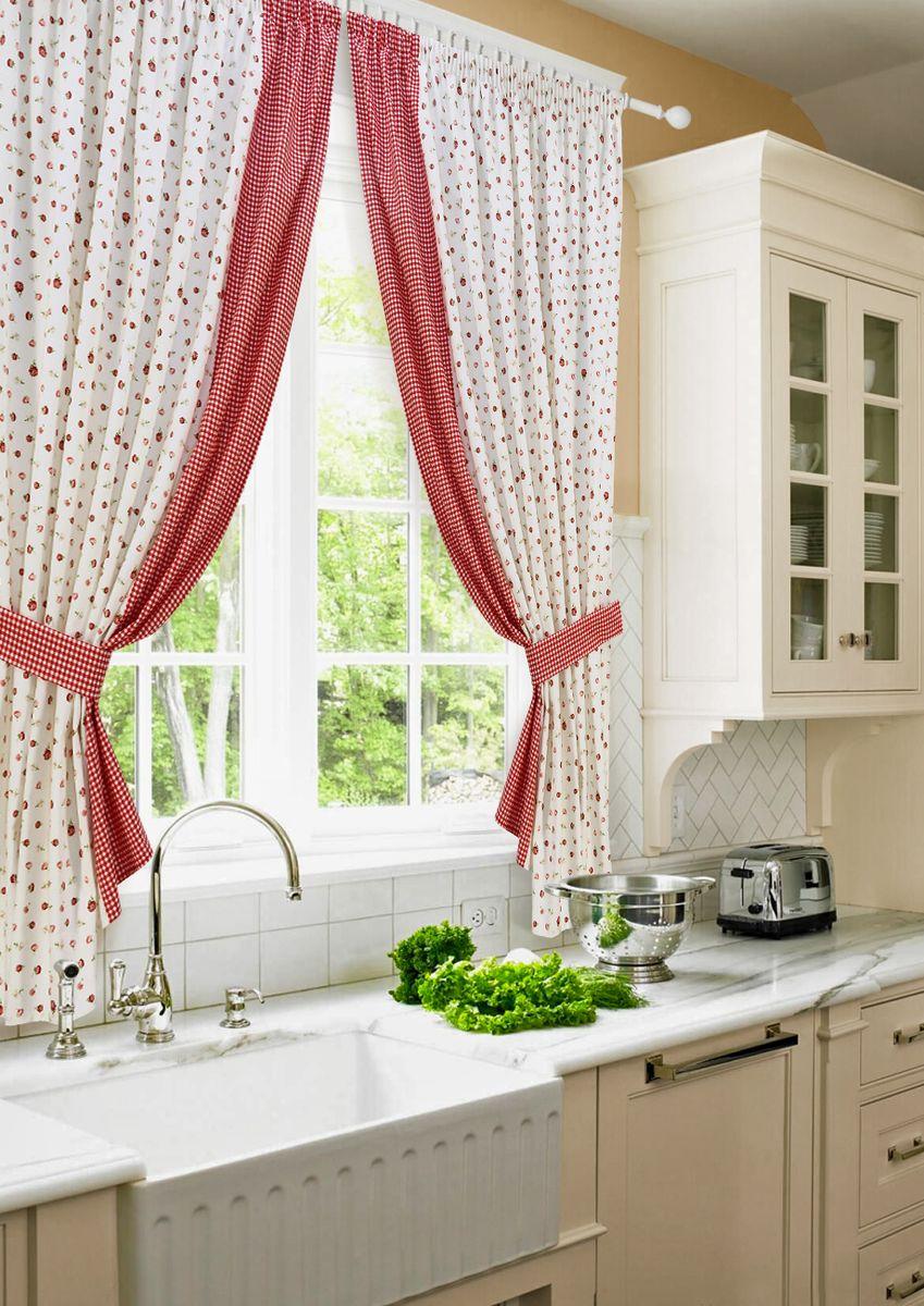 Смотреть картинки шторы для кухни