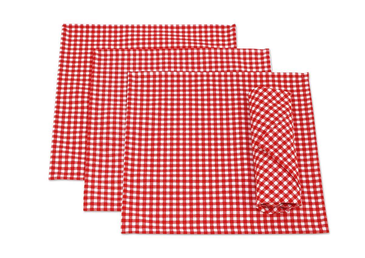 """Набор сервировочных салфеток Kauffort """"Лилу"""", 32 x 32 см, 4 шт. 3132217630"""