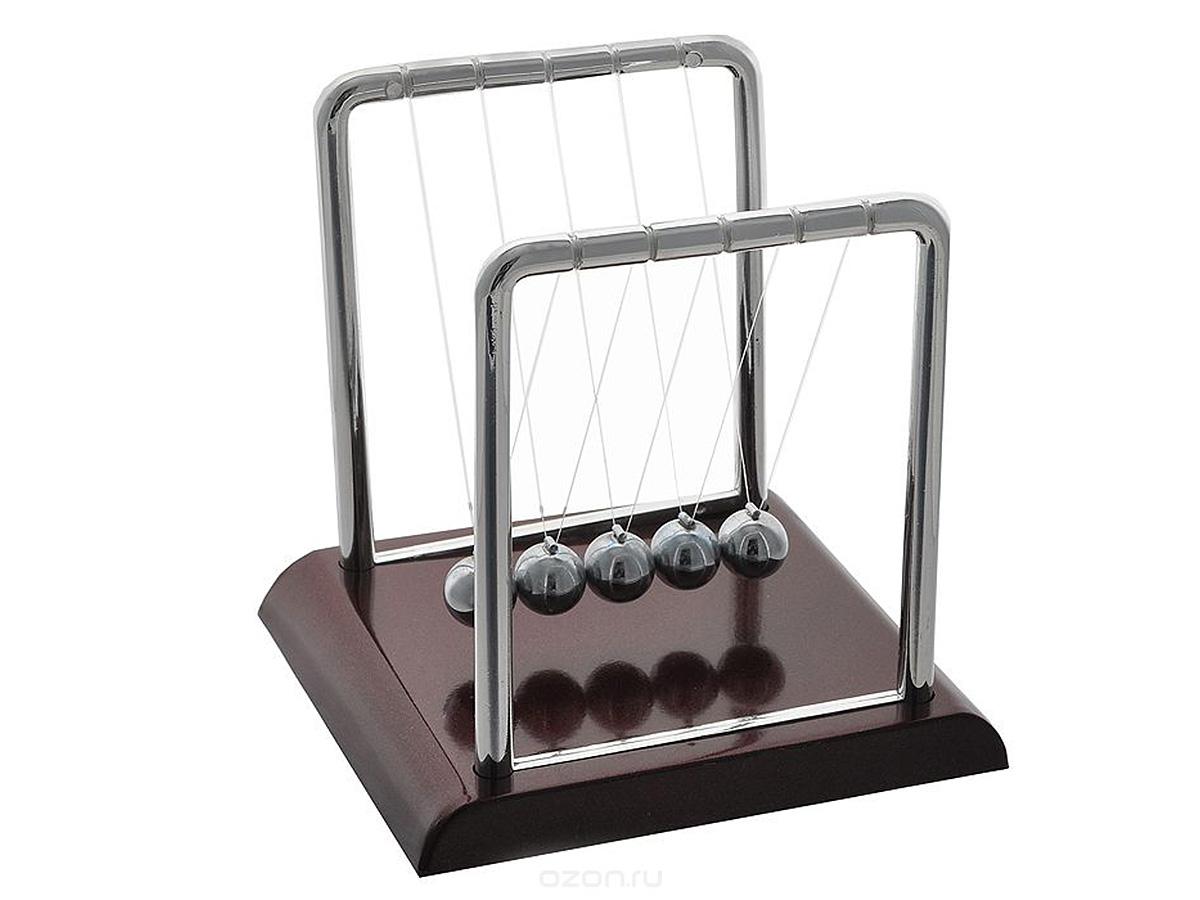 Игрушка-антистресс Эврика Шары Ньютона, 13,5 х 14,5 х 11,5 см игрушка антистресс эврика шары ньютона 18 х 18 5 х 15 см
