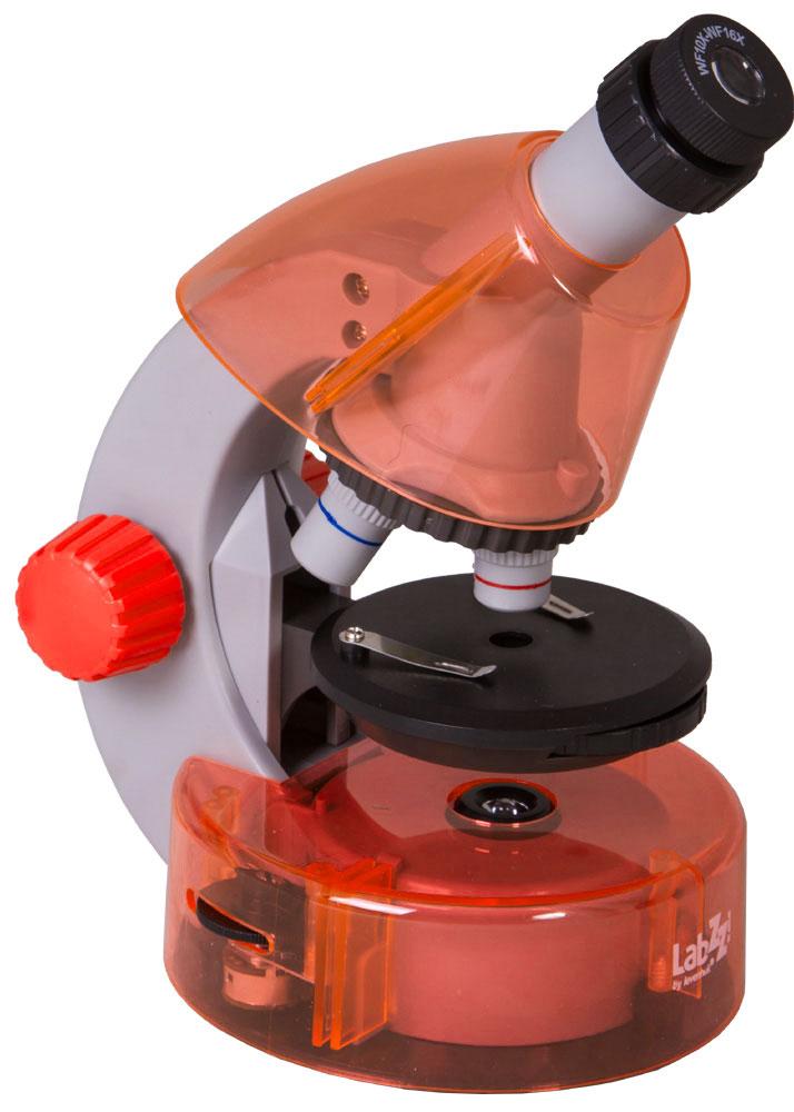 Levenhuk LabZZ M101, Orange микроскоп