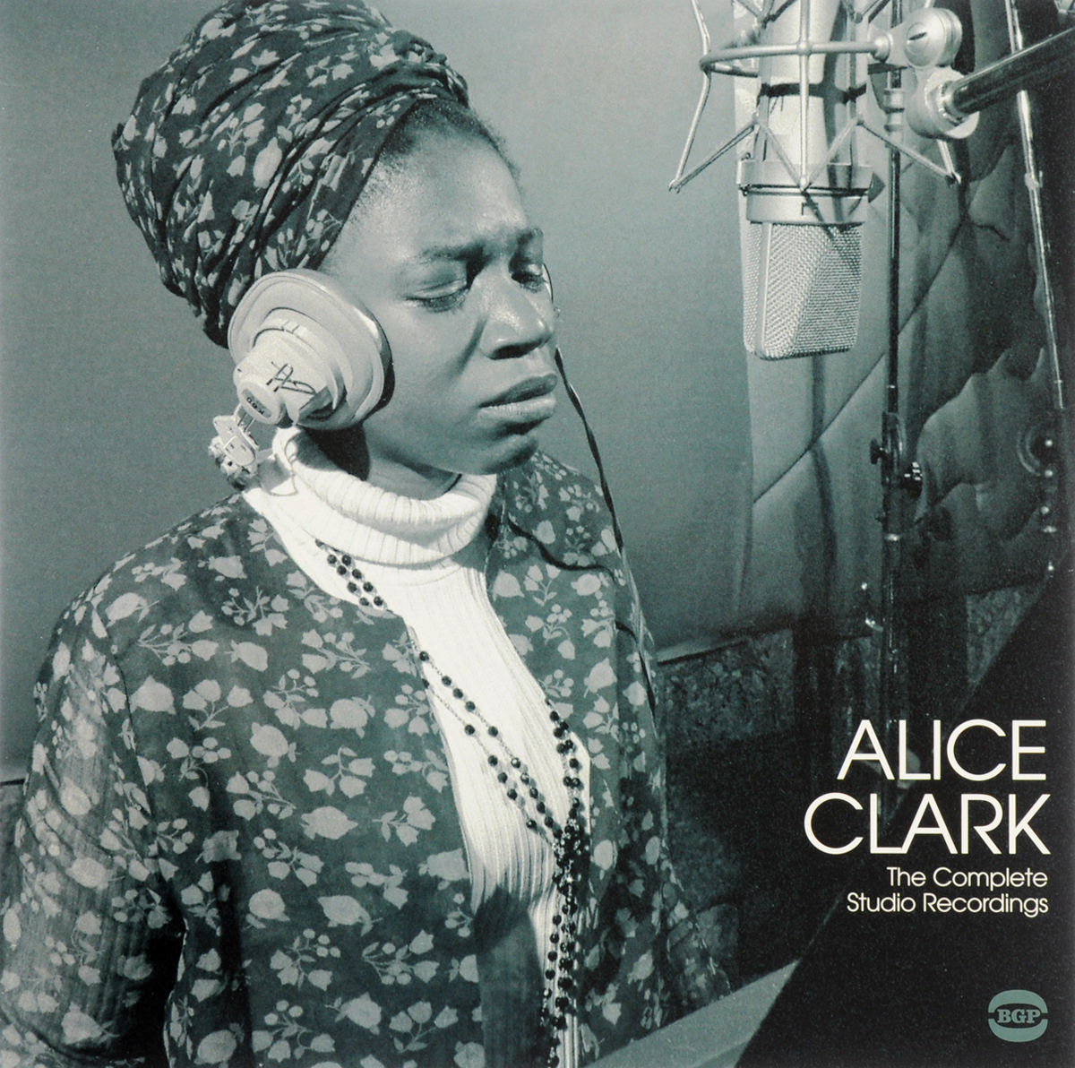 лучшая цена Элис Кларк Alice Clark. The Complete Studio Recordings (LP)
