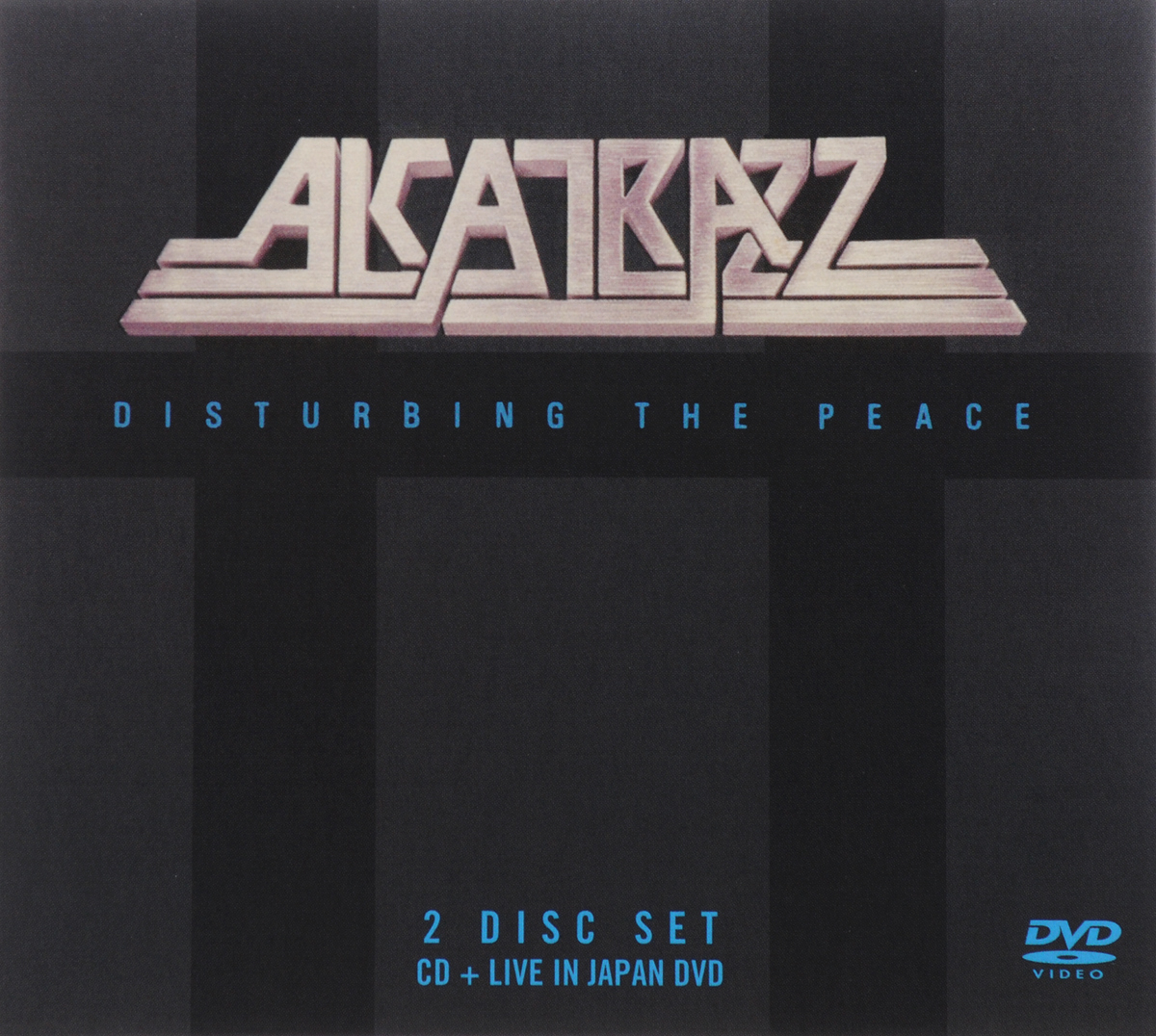 Alcatrazz Alcatrazz. Disturbing The Peace (CD + DVD) disturbing the peace