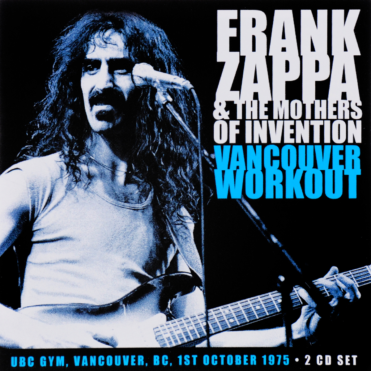 Фрэнк Заппа,The Mothers Of Invention Frank Zappa & The Mothers Of Invention. Vancouver Workout (2 CD) kidd s the invention of wings