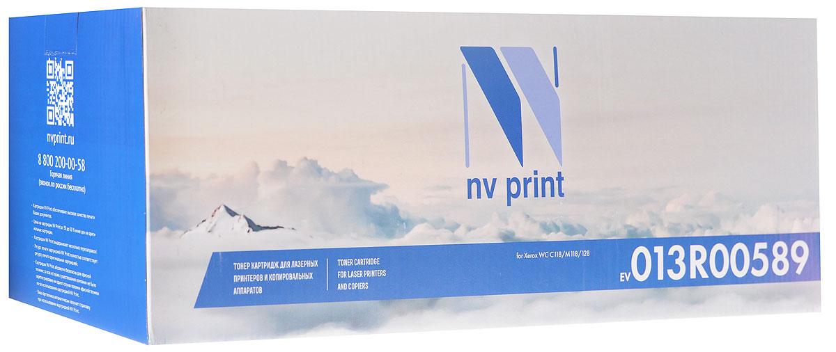 NV Print 013R00589DU, Black фотобарабан для Xerox WC C118/M118/128