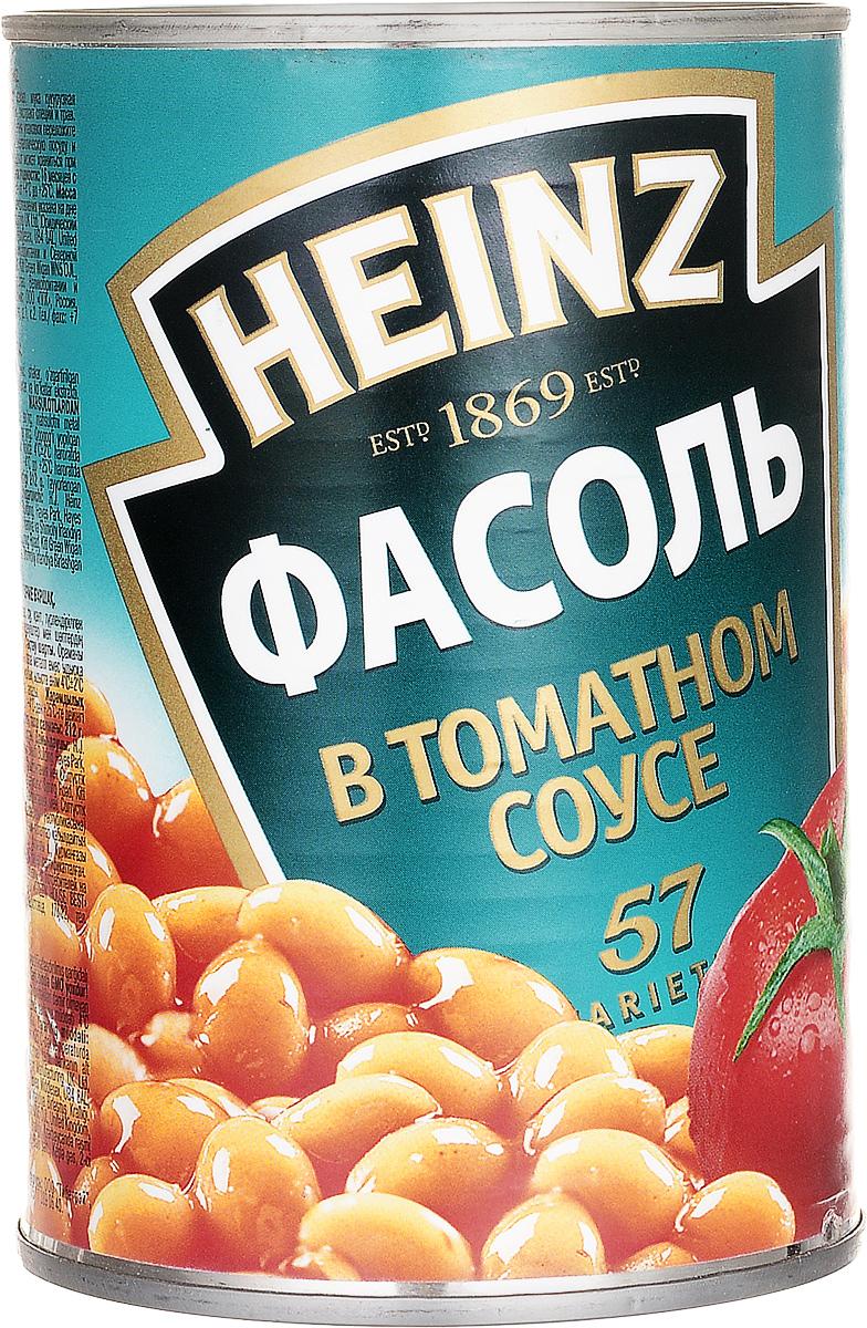 Heinz фасоль в томатном соусе, 415 г