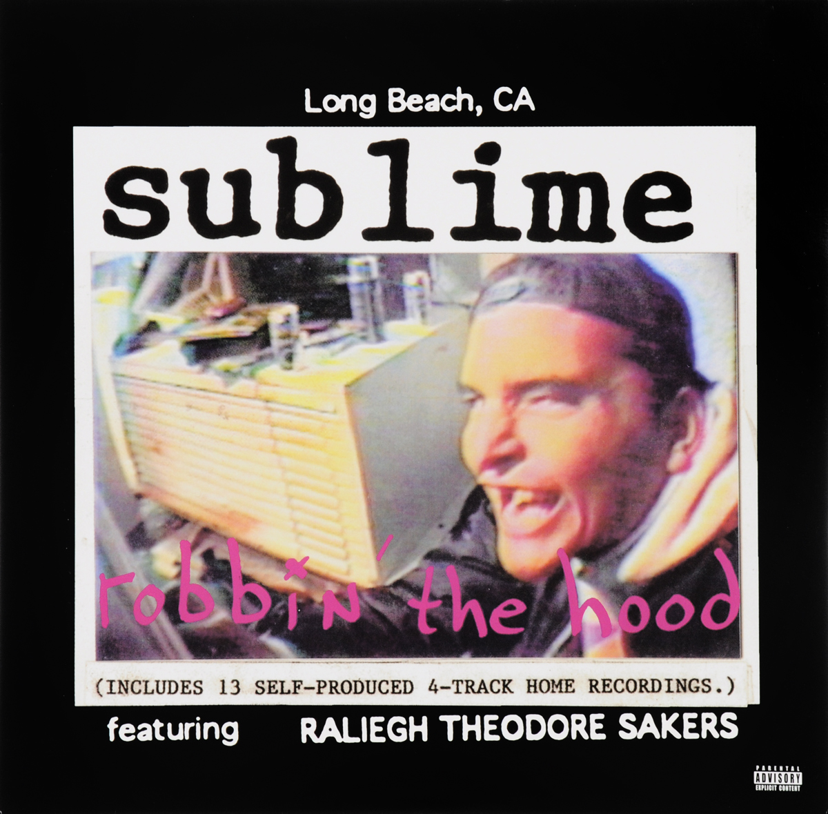 Sublime Sublime. Robbin' The Hood (2 LP) sublime sublime gold definitive collection 2 cd