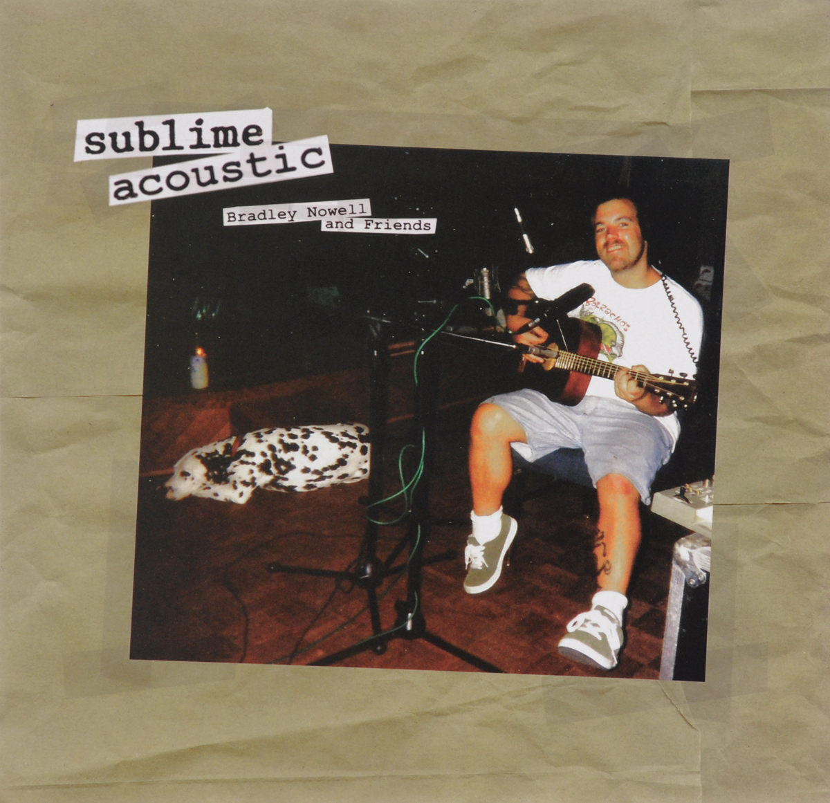 Sublime Sublime. Sublime Acoustic. Bradley Nowell And Friends (LP) sublime sublime gold definitive collection 2 cd