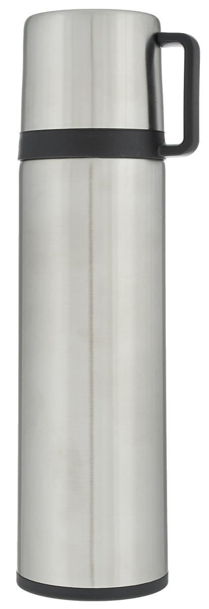 Термос Tescoma Constant, с крышкой-кружкой, цвет: серебристый, 0,5л термос с кружкой tescoma family 0 5 л 310564