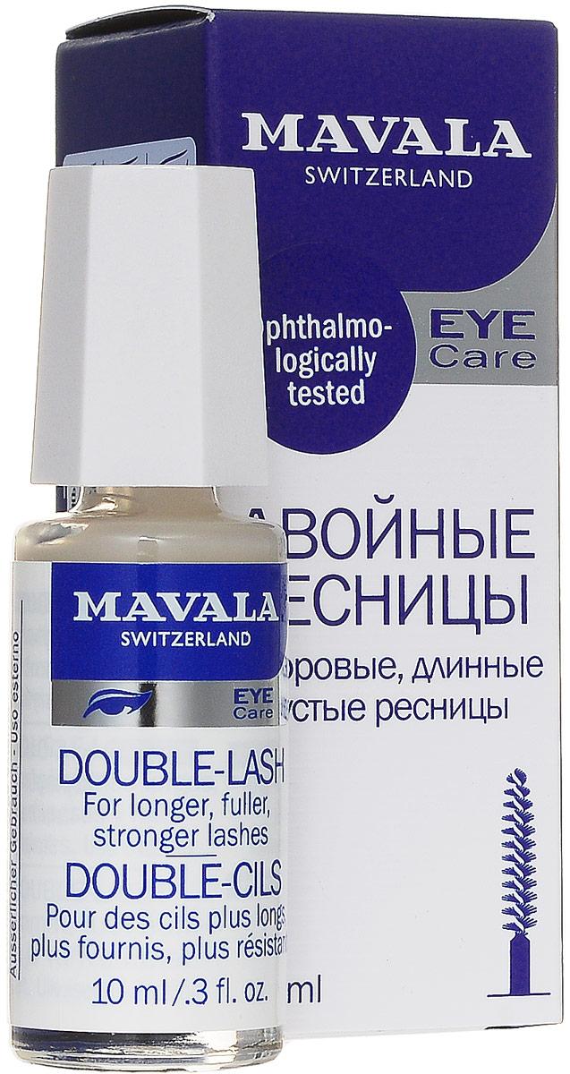 MavalaГель для ресниц Двойные ресницы лечебный 10 мл .