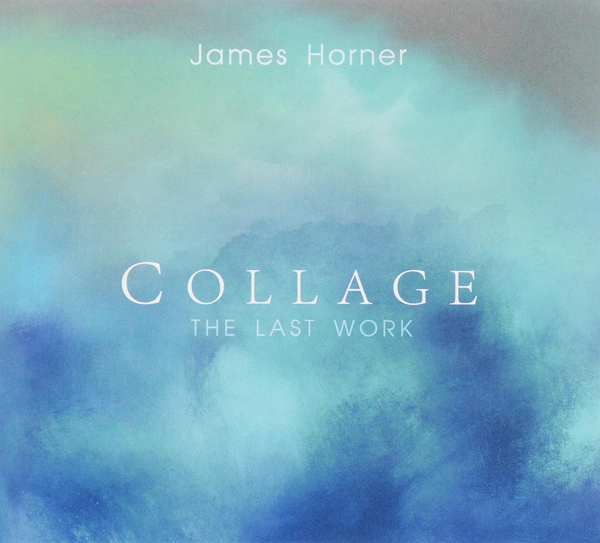 London Philharmonic Orchestra,Jaime Martin,Royal Liverpool Philharmonic Orchestra,Дэвид Арнольд James Horner. Collage The Last Work цена и фото