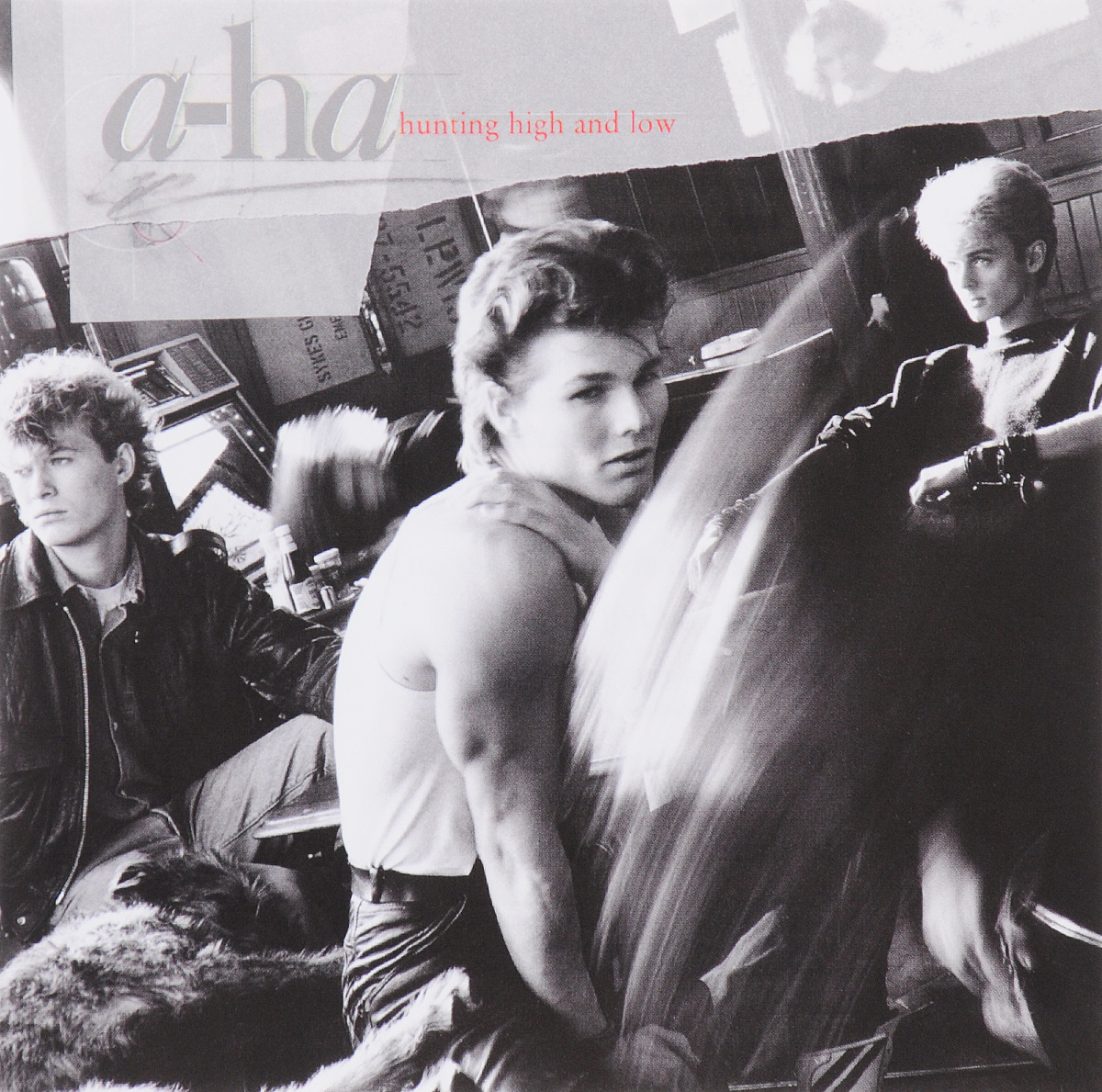 A-Ha A-Ha. Hunting High And Low