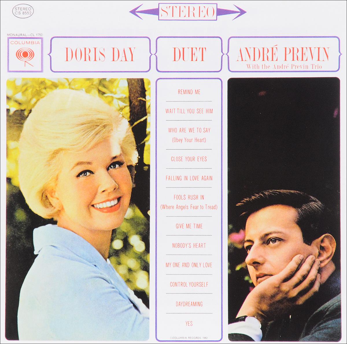 Дорис Дэй,Андрэ Превен Doris Day & Andre Previn. Duet andre previn page 7