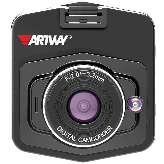 Фото - Artway AV-513, Black видеорегистратор видео