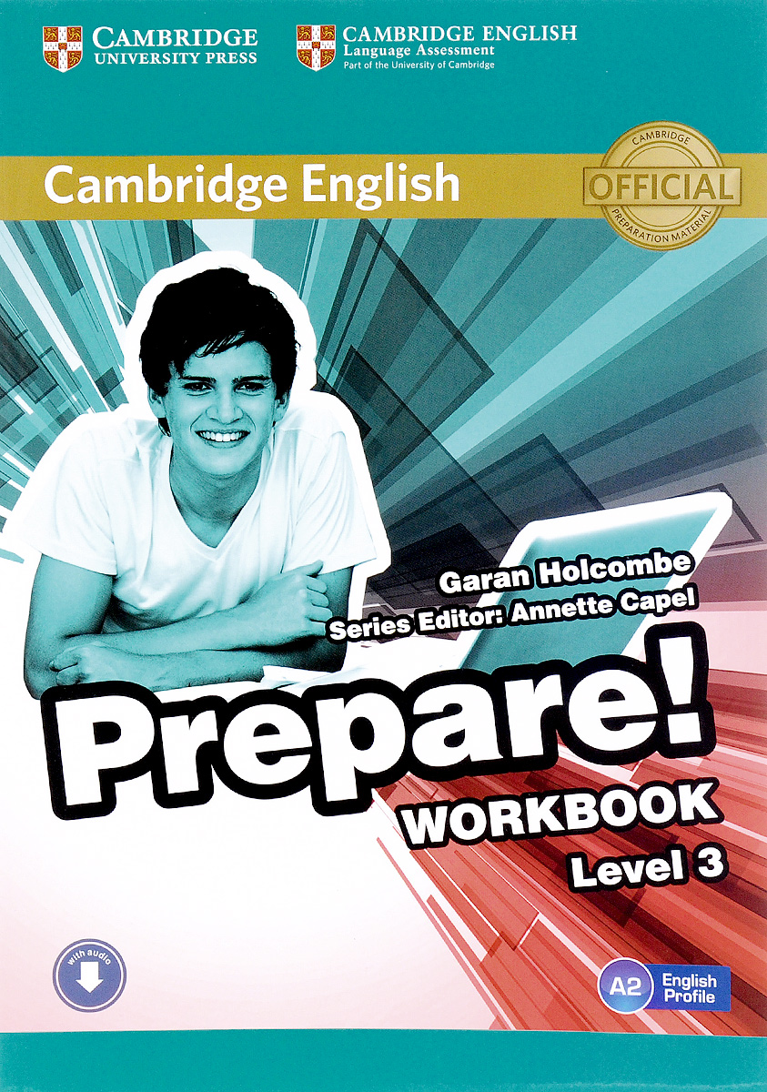 Cambridge English Prepare! Level 3 A2: Workbook jakob buhrer galileo galilei