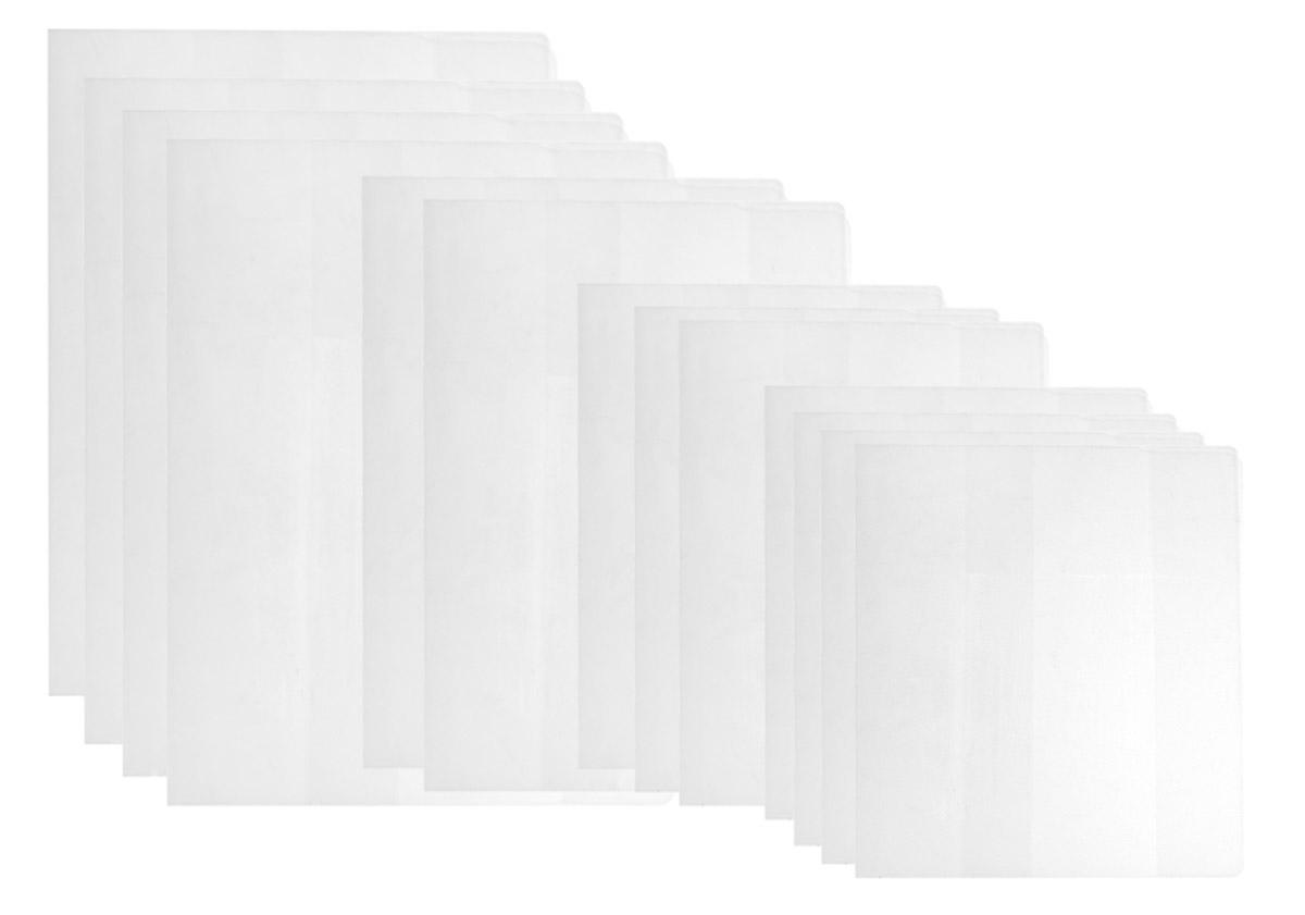 Апплика Набор школьных обложек для начальных классов 15 шт апплика обложка апплика самоклеящаяся для учебников книг тетрадей и дневников 33х100