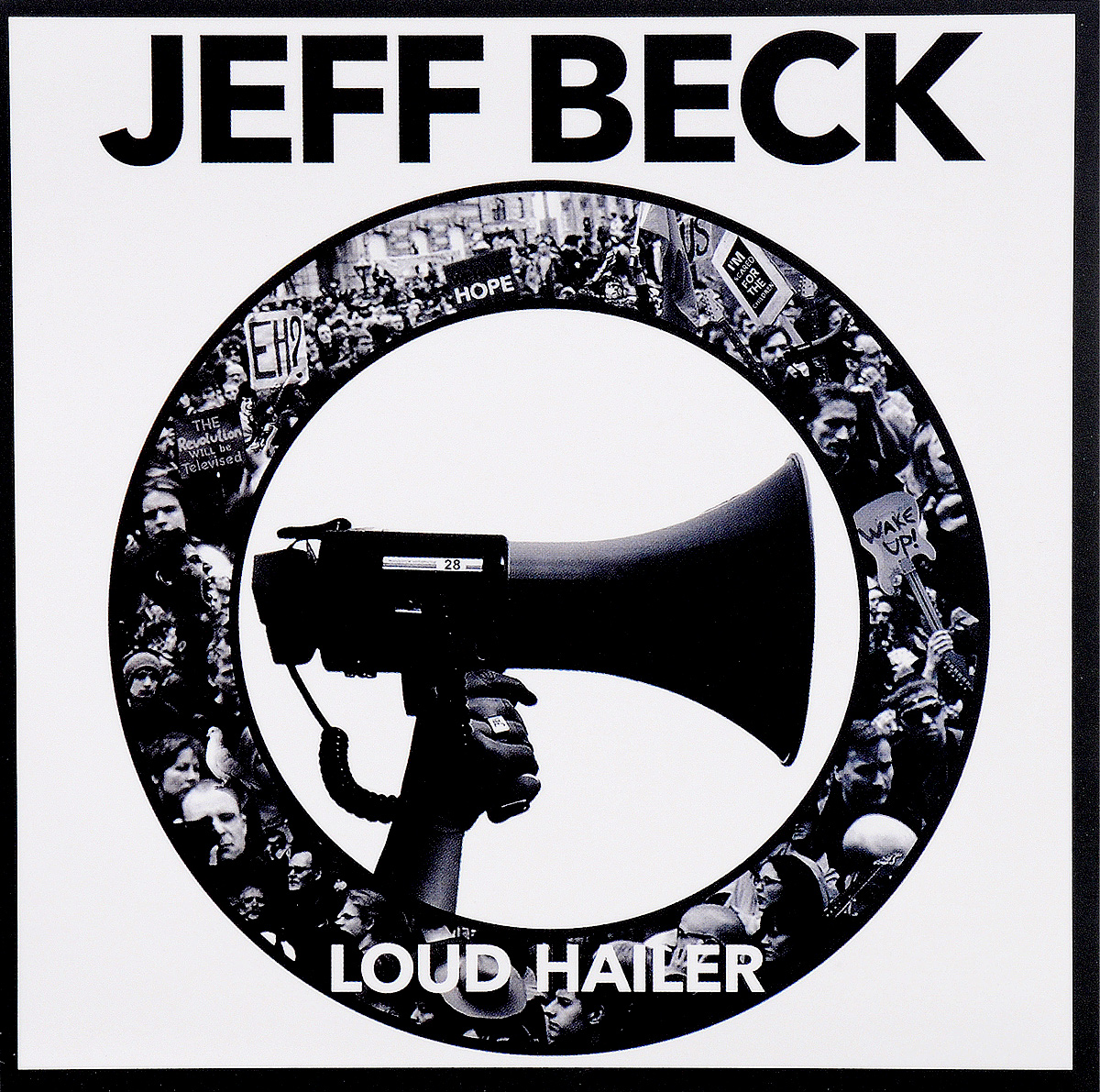 Джефф Бек Jeff Beck. Loud Hailer