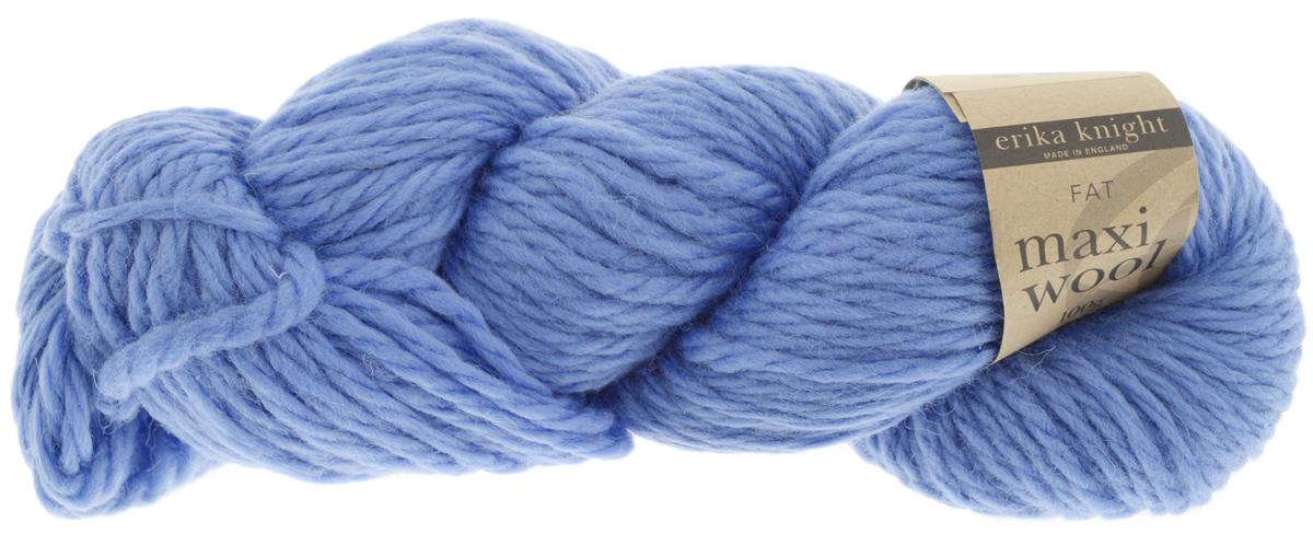 """Пряжа для вязания Ramsden """"Maxi Wool"""", цвет: голубой (210), 80 м, 100 г"""