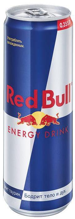 Red Bull энергетический напиток, 355 мл цена